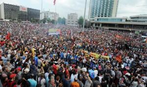 Gezi İsyanının Siyasi Çağrısı