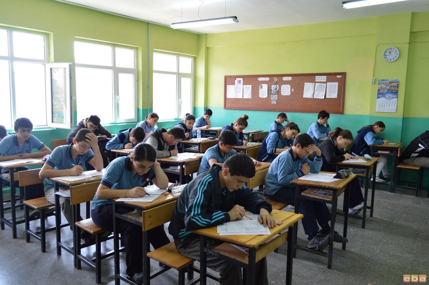 e-Okul YAZILI VE SÖZLÜ NOTLARI ÖĞRENME