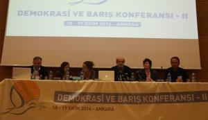 II. Demokrasi ve Barış Konferansı Sonuç Bildirgesi