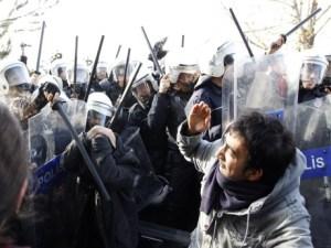 Polis şiddeti Türkiye'ye mahkumiyet getirdi
