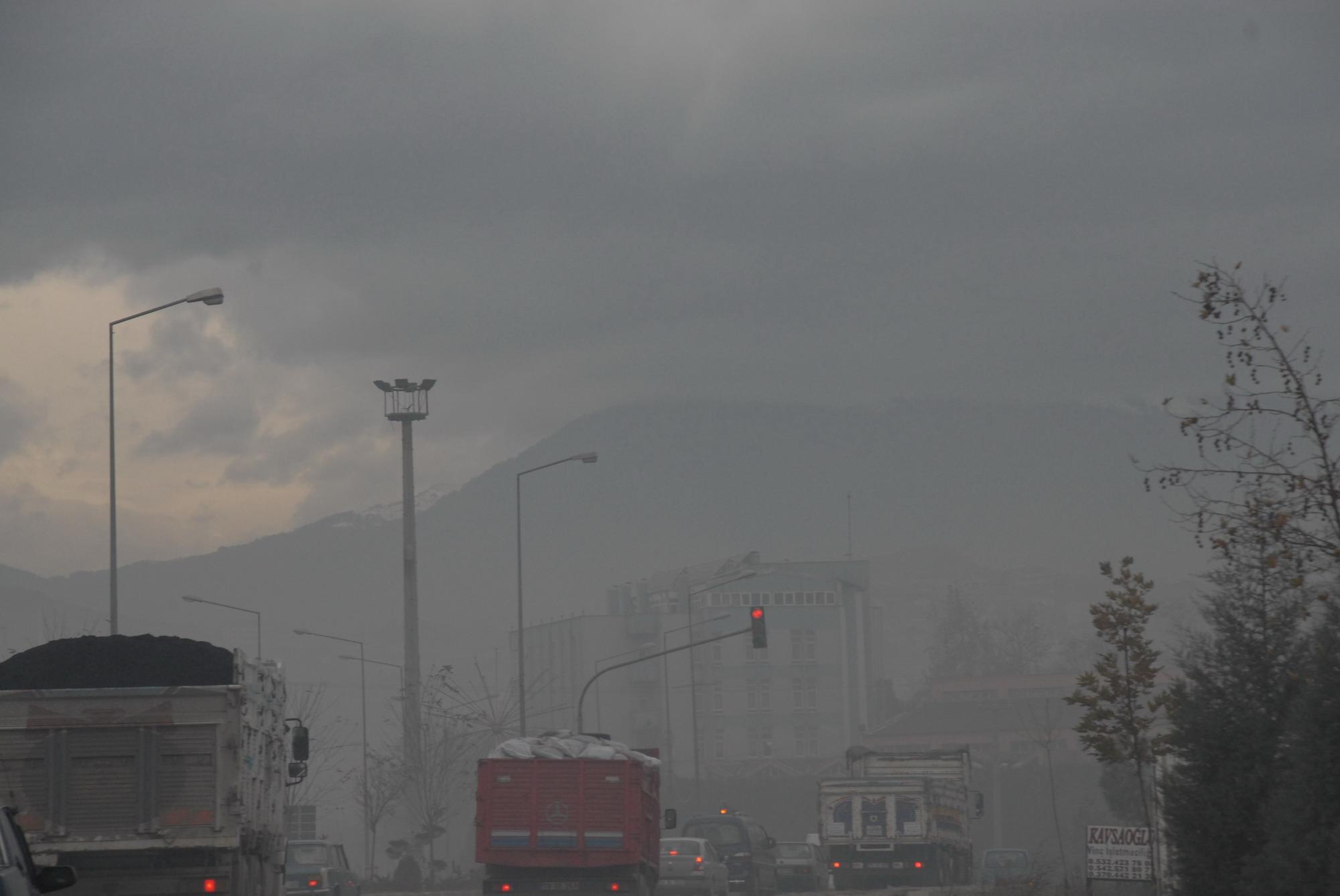 Bursa da sağlığı tehdit eden hava kirliliğine dikkat çekti