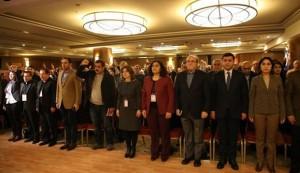 HDK 1. Olağan Konferansı Sonuç Bildirgesi Açıklandı
