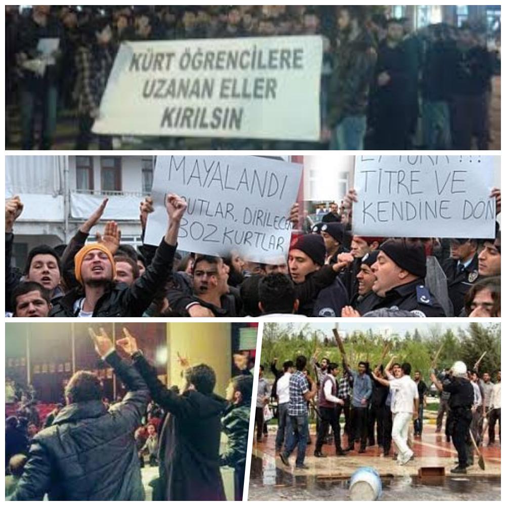 Kürt Öğrencilere Dönük Saldırıları Durdurun!