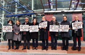 HDP heyetinden AK ve CPT yetkililerine 'acilen harekete geçin' talebi