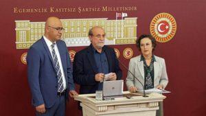 HDP, AKPM heyeti: Üzerimize düşeni yaptık, hakları çalınanların temsilcisi olduk